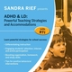 ADHD & LD: Powerful Teaching Strategies and Accommodations with RTI - DVD  (0470405058) cover image