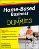 Home-Based Business For Dummies, 3rd Edition (0470538058) cover image