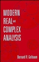 Modern Real and Complex Analysis (0471107158) cover image