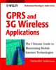 GPRS and 3G Wireless Applications: Professional Developer's Guide (0471189758) cover image