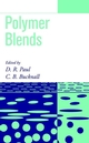 Polymer Blends: Formulation and Performance, Two-Volume Set (0471248258) cover image