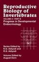 Reproductive Biology of Invertebrates, Volume 10, Part B, Progress in Developmental Endocrinology (0471494658) cover image