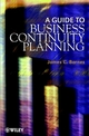 A Guide to Business Continuity Planning (0471530158) cover image