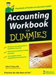 Accounting Workbook For Dummies (0471791458) cover image