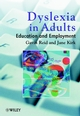 Dyslexia in Adults: Education and Employment (0471852058) cover image