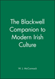The Blackwell Companion to Modern Irish Culture (0631165258) cover image