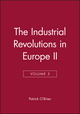 The Industrial Revolutions in Europe II, Volume 5 (0631181458) cover image