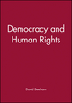 Democracy and Human Rights (0745623158) cover image