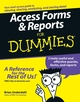 Access Forms and Reports For Dummies (0764599658) cover image