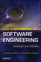 Case Study Research in Software Engineering: Guidelines and Examples (1118104358) cover image