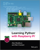 Learning Python with Raspberry Pi (1118717058) cover image