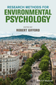 Research Methods for Environmental Psychology (1118795458) cover image