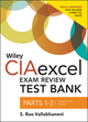 Wiley CIAexcel Exam Review Test Bank 2014: Complete Set (1118943058) cover image