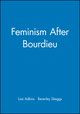 Feminism After Bourdieu (1405123958) cover image