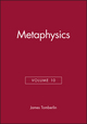 Metaphysics, Volume 10 (1577181158) cover image