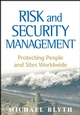 Risk and Security Management: Protecting People and Sites Worldwide (0470373059) cover image