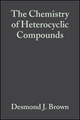 The Chemistry of Heterocyclic Compounds, Volume 16, The Pyrimidines (0470381159) cover image