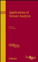 Applications of Texture Analysis (0470408359) cover image