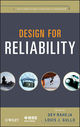 Design for Reliability (0470486759) cover image