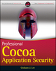 Professional Cocoa Application Security (0470525959) cover image