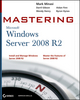 Mastering Microsoft Windows Server 2008 R2  (0470619759) cover image