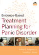 Evidence-Based Psychotherapy Treatment Planning for Panic Disorder DVD, Workbook, and Facilitator's Guide Set (0470621559) cover image