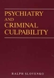 Psychiatry and Criminal Culpability (0471054259) cover image