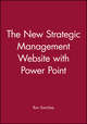 The New Strategic Management Website with Power Point (0471110159) cover image