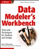 Data Modeler's Workbench: Tools and Techniques for Analysis and Design (0471111759) cover image