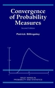 Convergence of Probability Measures, 2nd Edition (0471197459) cover image