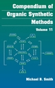 Compendium of Organic Synthetic Methods, Volume 11 (0471259659) cover image
