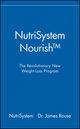 NutriSystem Nourish: The Revolutionary New Weight-Loss Program (0471653659) cover image
