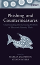 Phishing and Countermeasures: Understanding the Increasing Problem of Electronic Identity Theft (0471782459) cover image