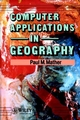 Computer Applications in Geography (0471926159) cover image