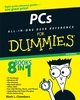 PCs All-in-One Desk Reference For Dummies, 3rd Edition (0471964859) cover image