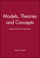 Models, Theories and Concepts: Advanced Nursing Series (0632038659) cover image