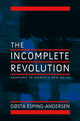Incomplete Revolution: Adapting Welfare States to Women's New Roles  (0745643159) cover image