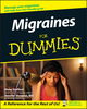 Migraines For Dummies (0764554859) cover image