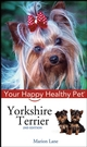 Yorkshire Terrier: Your Happy Healthy Pet, 2nd Edition (0764583859) cover image