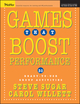 Games That Boost Performance (0787971359) cover image