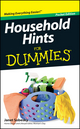 Household Hints For Dummies, Pocket Edition (1118042859) cover image