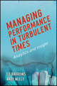 Managing Performance in Turbulent Times: Analytics and Insight (1118059859) cover image