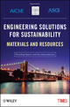 Engineering Solutions for Sustainability: Materials and Resources (1118175859) cover image