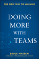 Doing More with Teams: The New Way to Winning (1118484959) cover image