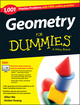 Geometry: 1,001 Practice Problems For Dummies (+ Free Online Practice) (1118853059) cover image