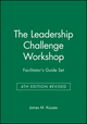 The Leadership Challenge Workshop Facilitator's Guide Set, 4th Edition Revised (1118934059) cover image