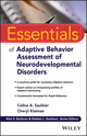 Essentials of Adaptive Behavior Assessment of Neurodevelopmental Disorders (1119075459) cover image