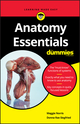 Anatomy Essentials For Dummies (1119590159) cover image