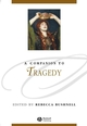 A Companion to Tragedy (1405107359) cover image