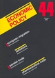 Economic Policy 44 (1405129859) cover image